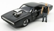 1/24 JADA - DODGE - DOM'S DODGE CHARGER R/T WITH TORETTO FIGURE 1970 - FAST