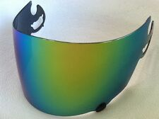 ARAI Iridium Multicolored Visor Shield RR5, type i, RX7 RR5 Corsair-V GP