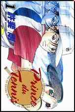 Manga Prince du Tennis tome 1 Shonen Takeshi Konomi Kana Neuf coffret dvd Anime