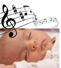Baby Sleep Music 2 x Audio CD White & Pink Noise - Natural Colic Relief Sleeping