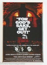 Amityville Horror FRIDGE MAGNET (2 x 3 inches) movie poster haunted house