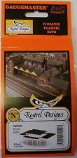 Kestrel KD29 Modern Station.(Plastic Model Kit) N Gauge Railway