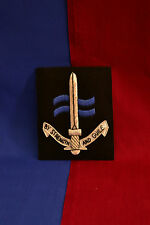 Special Boat Service (SBS) Blazer Badge New design