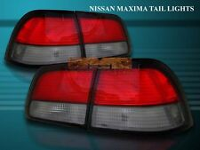 FIT 1997 1998 1999 MAXIMA TAIL LIGHTS RED SMOKE ASSEMBLY LH+RH