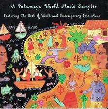 A Putamayo World Music Sampler CD