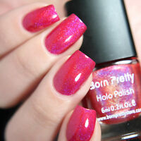 6ml Born Pretty Holographisch Hologramm Nagellack Holographic Nagel Polish 23#
