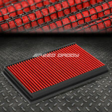 FOR 92-11 CROWN VICTORIA RED REUSABLE&WASHABLE HIGH FLOW DROP IN AIR FILTER