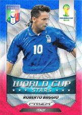 Italy Football Trading Cards Refractor
