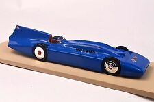 BLUEBIRD SIR MALCOLM CAMPBELL LAND SPEED RECORD DAYTONA 1935 1:43 BIZARRE B1051