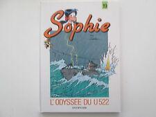 SOPHIE T19 EO1991 TTBE L'ODYSSEE DU U522