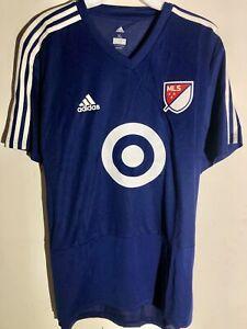 Adidas MLS Jersey Minnesota United FC Team Blue Alt sz XL