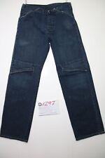 levi's antiform jeans usato (Cod.D1297) Tg.44 W30 L34 uomo boyfriend