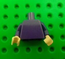 *NEW* Lego Purple Body Arms Torso w Flesh Hands Figures Minifigures Fig x 1