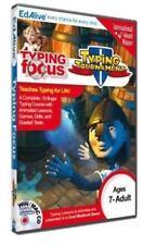 Typing Tournament PC CD typest Training Spaß Unterricht Schule Keyboard lernen UK