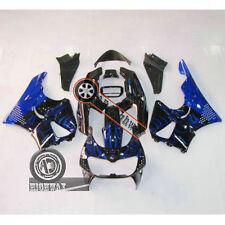 Blue Flames ABS Fairing Bodywork For Honda CBR900RR CBR 900 RR 893 1996-1997 wa