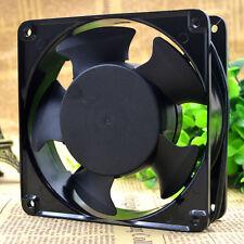 DC 220v 12cm 120mm x 38mm Ventilador Cooling Fan Refrigerador Caja de Bearing