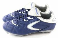 Valsport Youth Fluoriclasse XP JR Soccer Cleat Blue Grey White Big Kid Size 5 US