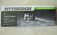 "Pittsburgh 12"" Digital Caliper 63713 *165518 *164792"