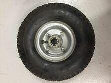 "Trojan Replacement Jockey Wheel 10"" 200mm Pneumatic Wheel TJ644107"