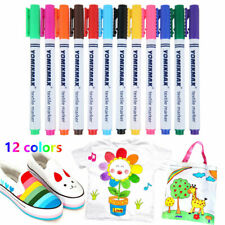 Acrylic Paint Marker Pens Set Pebble, Rock & Stone painting,Scrapbooking,Fab ric