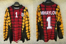 Maillot BULGARIE BULGARIA vintage World Cup 94 ADIDAS trikot shirt MIHAYLOV goal