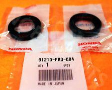 2 X OEM Honda 99-00 Civic Si Camshaft Cam Seals Integra GSR B16A2 B18C1 B18C5