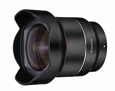Rokinon AF 14mm F2.8 Full Frame Auto Focus Wide Angle Lens for Sony And Mount FE