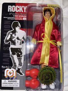 "MEGO Movies ROCKY - Rocky Balboa 8"" Action Figure New Sylvester Stallone"