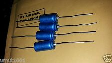 20PCS NOS NOS KEA 1000UF 16V LL AXIAL HQ CAPS FOR AUDIO !NON MAGNETIC LEADS !