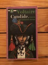Voltaire - Candide, Zadig & Selected Stories Signet Classics Paperback 1961 VG