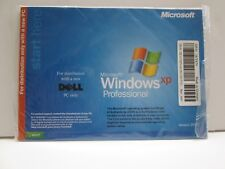 windows xp 2002 professional dell pc only