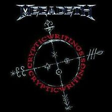 (CD) Megadeth - Cryptic Writings [Remixed/Remastered includes Bonus Tracks]