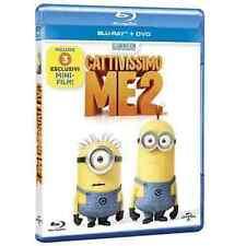 Blu Ray CATTIVISSIMO ME 2 - (Blu-Ray+Dvd+3 Mini Film Esclusivi) .....NUOVO