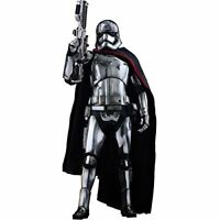 New Movie Masterpiece Star Wars / Awakens of the Force Captain Fazma Figure