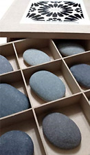 Rocks Painting Set -Smooth Beach Stones your Arts Crafts- Ideal Creative Designs