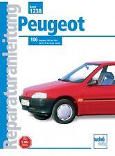 Peugeot 106 Reparatur-Handbuch Reparturanleitung Jetzt helfe ich mir selbst Buch