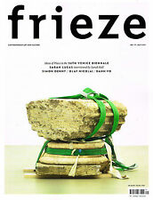 FRIEZE #171 May 2015 Danh Vo SARAH LUCAS 56th Venice Biennale OLAF NICOLAI @New