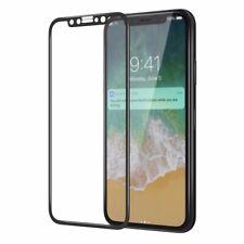 2x 3d Schutzglas iPhone X Displayschutz Panzerfolie Schutzfolie echt Glas