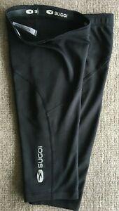 SUGOI MidZero Knee Warmers Medium Black - leg pearl assos izumi gore endura