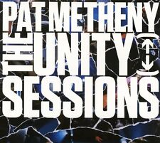 The Unity Sessions - Pat Metheny 2 CD Set Sealed ! New 2016 !