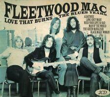Fleetwood Mac Love That Burns The Blues Years 2CD Set Albatross + More