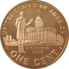 2009 S 1c Professional Life Lincoln Bicentennial Cent Penny US Coin Choice Proof