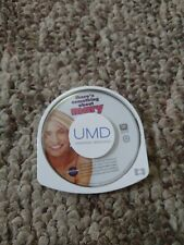 Theres Something About Mary for Sony PSP (UMD, 2006, Widescreen)
