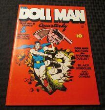 1974 FLASHBACK #9 Reprints 1941 DOLLMAN Quarterly #1 VF-