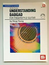 Understanding DADGAD for Fingerstyle Guitar (book + CD) by Doug Young