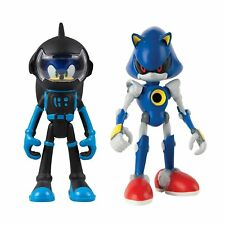 Sonic The Hedgehog Sonic Boom and Metal 3 Inch Articulated Figures 2 Pack