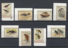 TIMBRE STAMP 8 ILE NORFOLK Y&T#165-72 OISEAU BIRD NEUF**/MNH-MINT 1970 ~B05