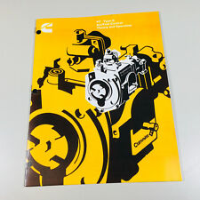 Cummins Heavy Equipment Parts & Accessories for sale | eBay