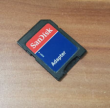Sandisk microSD SD HC Adapter