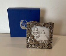 Silver Scenes Photo Frame The Holly & The Ivy